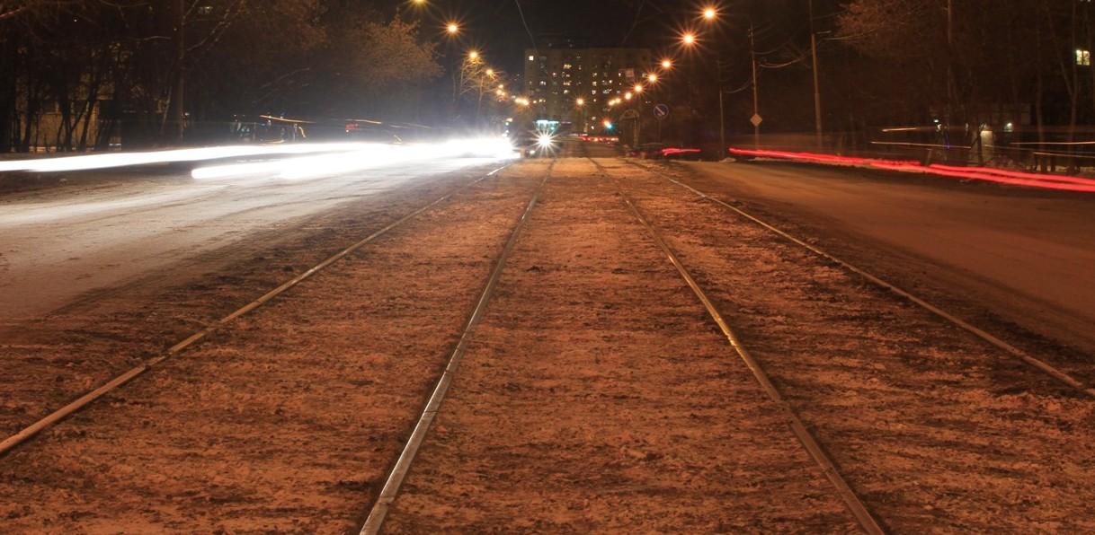Бесшумные и обособленные: по Татищева проложат уникальные для Екатеринбурга трамвайные пути