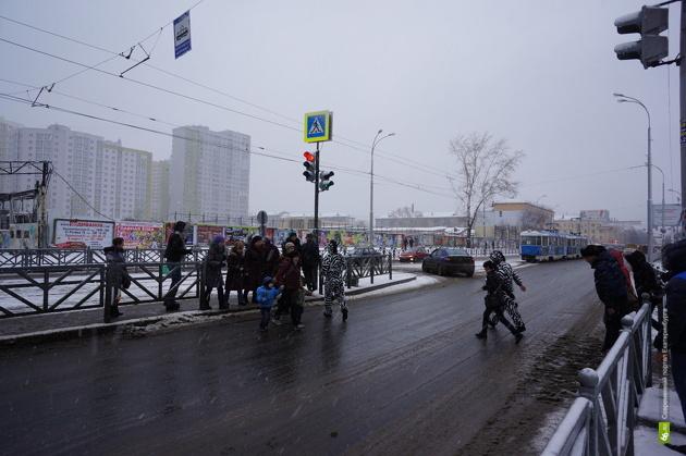 В Екатеринбурге за сбитым «насмерть» парнем гонялись врачи и гаишники