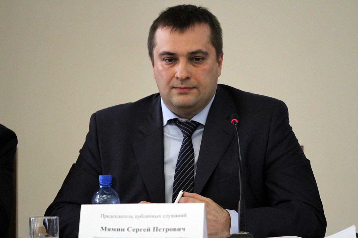 Сергей Мямин: в этом году будет тяжело сдать больше 1 млн «квадратов» жилья