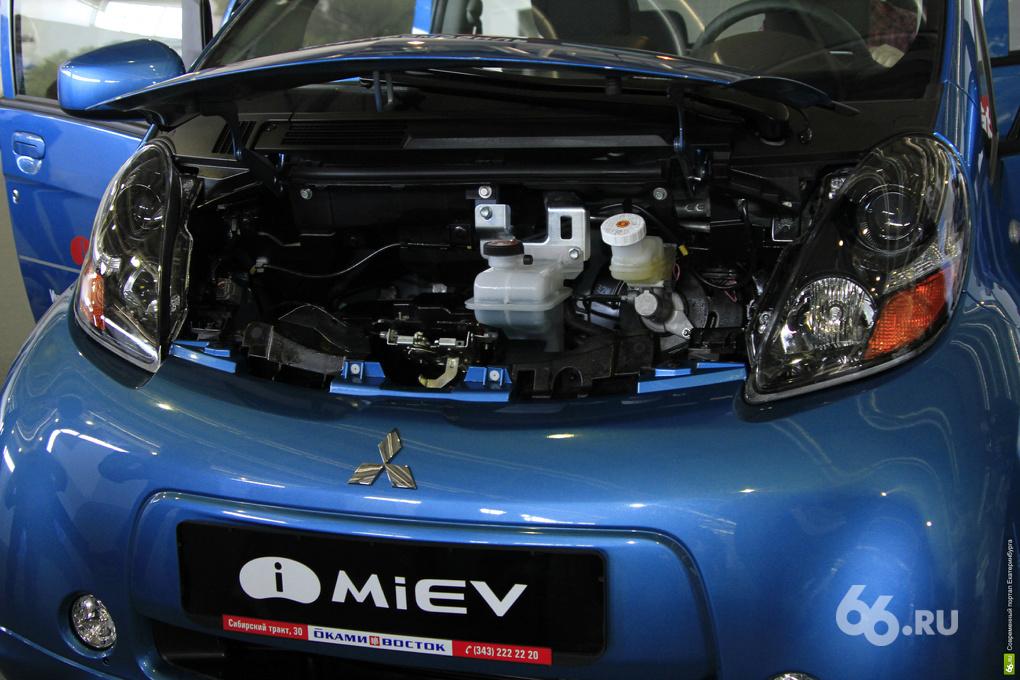 В России отменят ввозные пошлины на электромобили