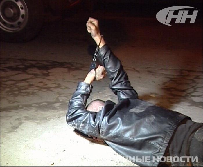 Грабители отобрали у екатеринбуржца машину вместе с пассажирками