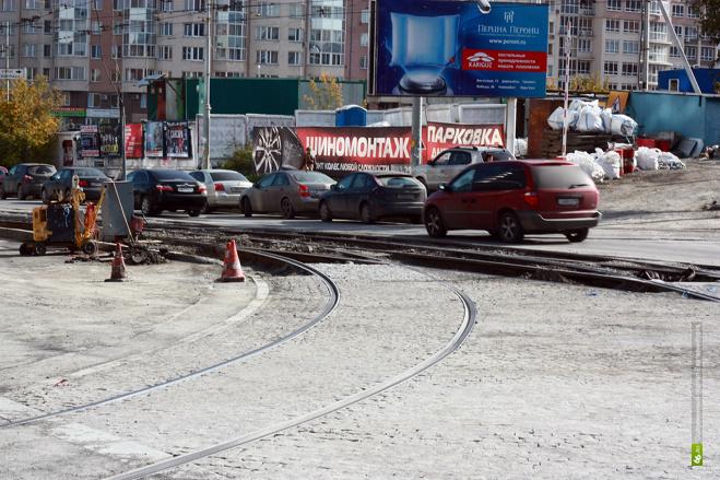 Евгений Липович: все трамвайные переезды будем делать в граните