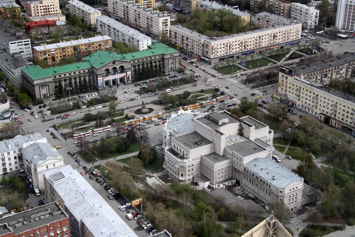 В полдень в Екатеринбурге завыли сирены