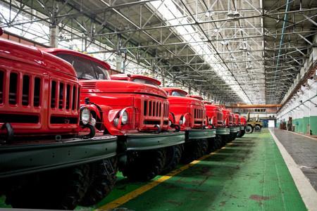 Знаменитый завод «Автомобили и моторы Урала» прекратил существование
