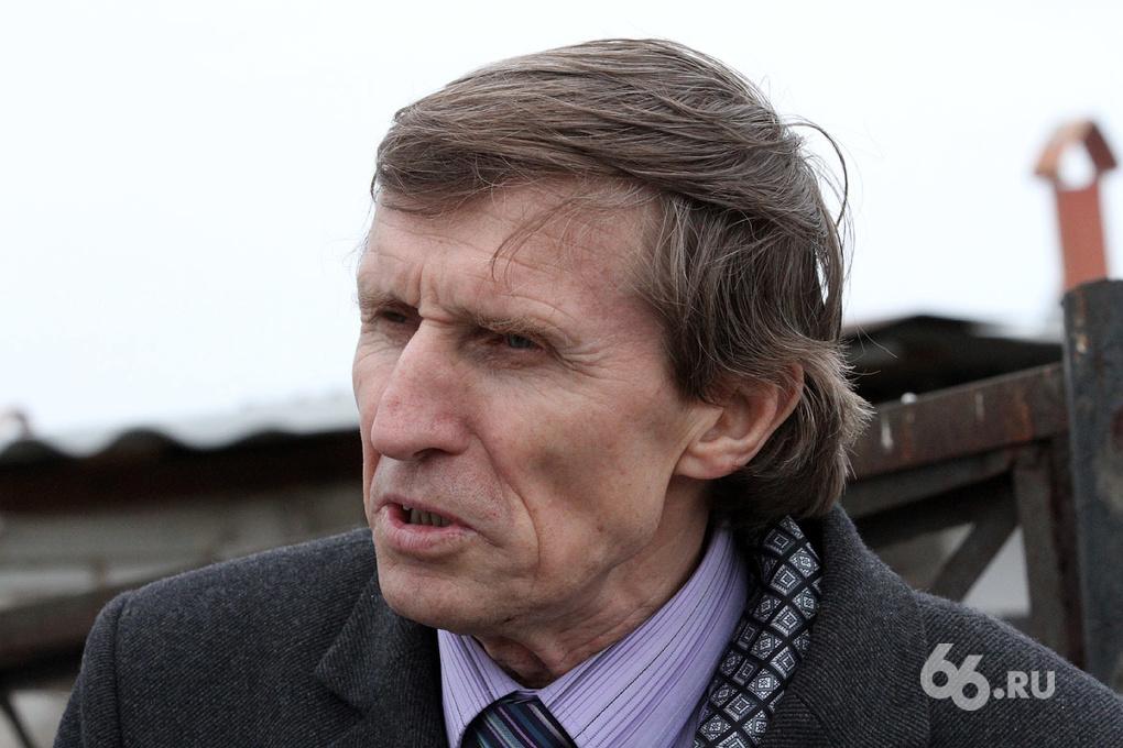 Фермер Мельниченко намерен встретиться с Путиным