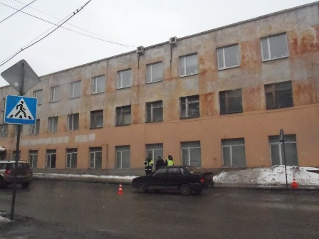 «Лада» сбила школьника, перебегавшего дорогу на Армавирской