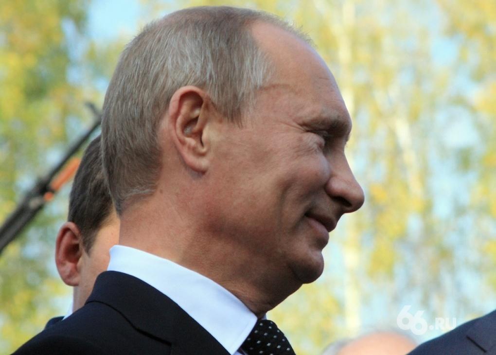 Путин удивился, что Навальному «вломили пять лет реально»