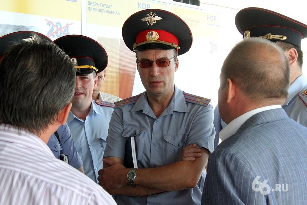 В Екатеринбурге поймали лжеполицейских-грабителей