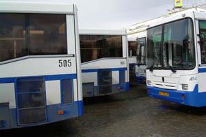 Автобусы №17, 18, 54 и 76 изменят схему движения