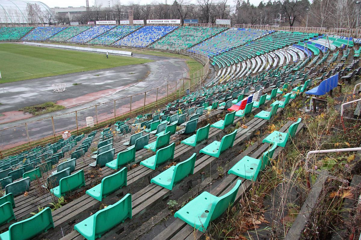 На Уралмаше возведут футбольную базу для лучших сборных мира