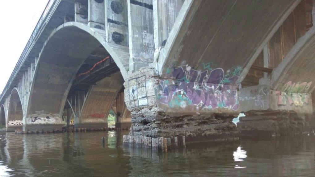 ВЕкатеринбурге стартовала реконструкция Макаровского моста