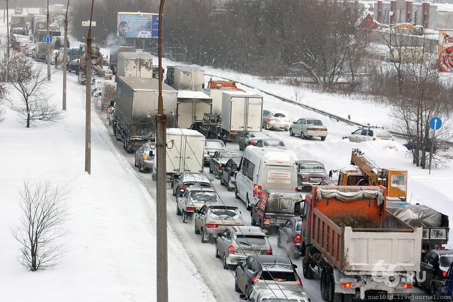 Смертельных аварий в Екатеринбурге стало меньше
