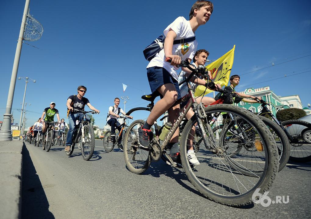 ГИБДД: новые ПДД должны снизить число аварий с велосипедистами
