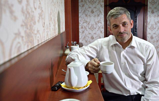 Владимир Пухов уходит из СКБ-банка