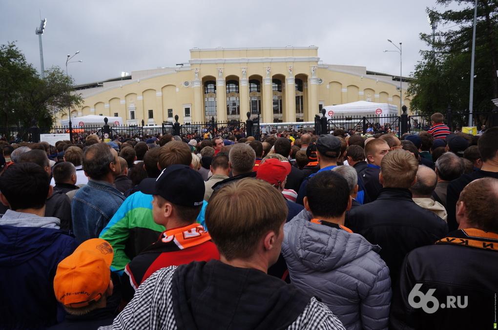 Девочка на футбольном шаре: взгляд на матч с ЦСКА из 25-тысячной толпы