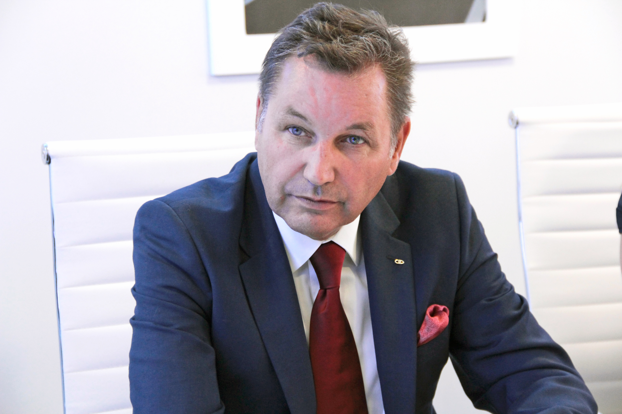 Бу Андерссон, президент АвтоВАЗа: «Наша Lada Vesta — ровня иномаркам»
