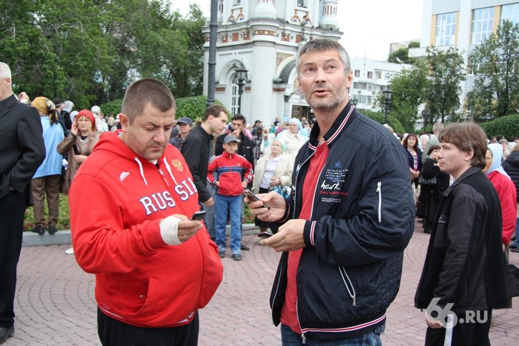 В Екатеринбурге пройдет пикет и сбор подписей за Маленкина. Ройзман: «Я подпишу»