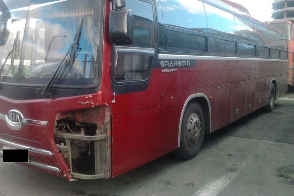 Под Кушвой маршрутный автобус сбил насмерть пешехода и уехал