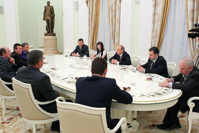 Путин поручил составить план развития Нижнего Тагила