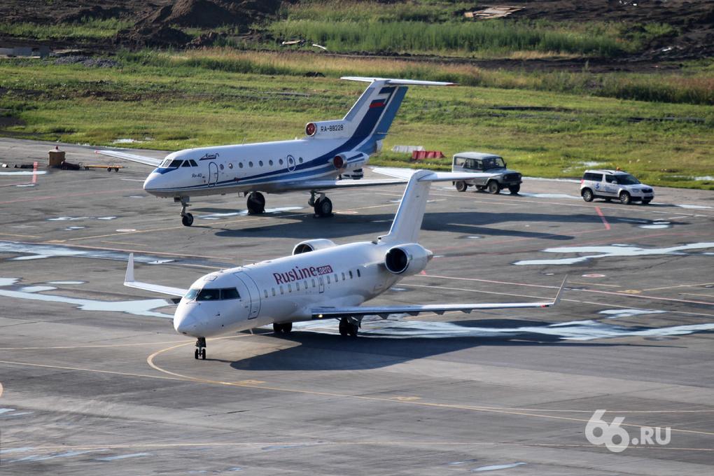 В Крыму появится собственная авиакомпания