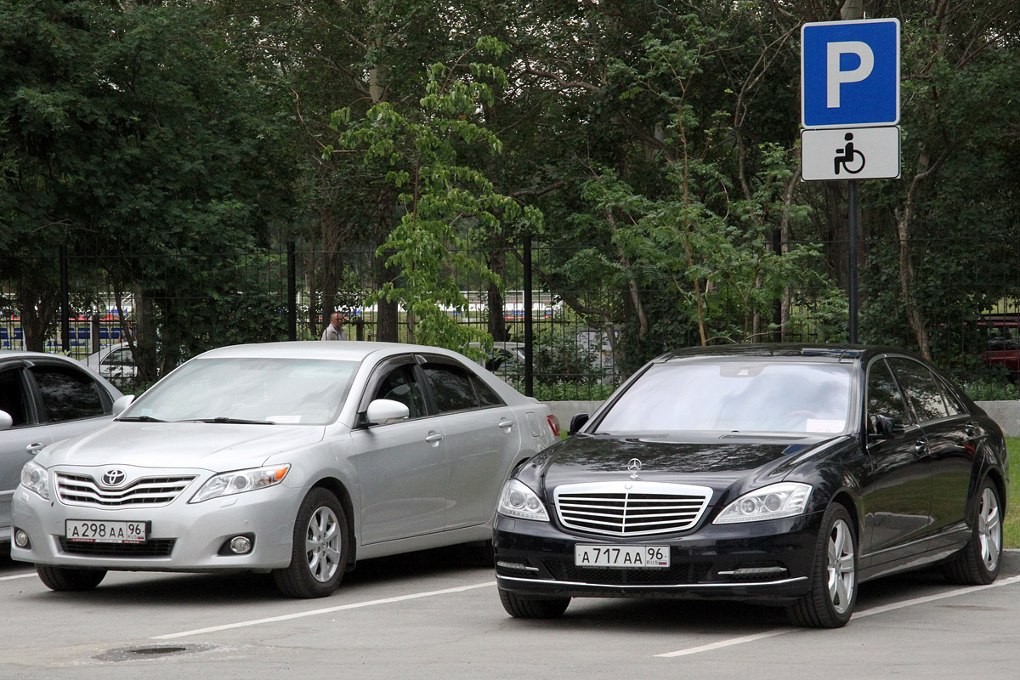 ОНФ придумал, какие машины разрешать чиновникам