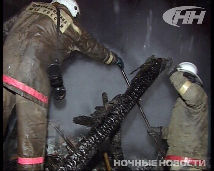 Пожар на Вологодской оставил без крова инвалида