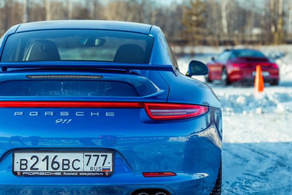 Дольче вита: продажи Porsche в Екатеринбурге выросли на 383%