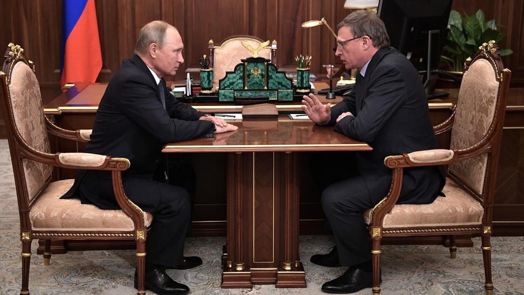 Александр Бурков привез в Омск пиарщиков из Екатеринбурга: будут курировать внутреннюю политику и СМИ