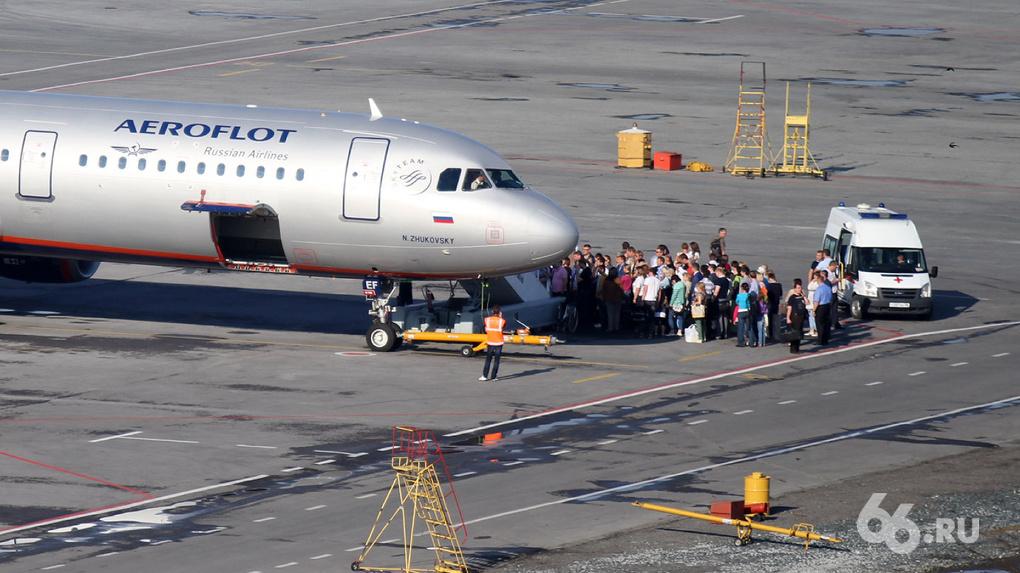 Д. Медведев поручил сделать фонд для вывоза пассажиров проблемных авиакомпаний