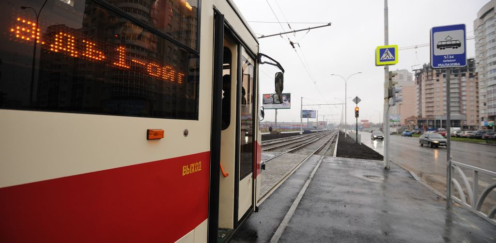 К ЧМ-2018 в Екатеринбурге обособят трамвайные пути на семи улицах