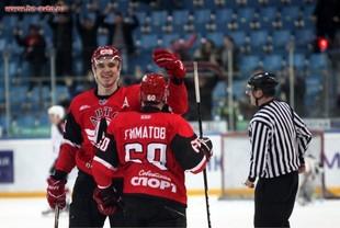 Игроки «Автомобилиста» впервые сыграют за Россию на молодежном чемпионате мира