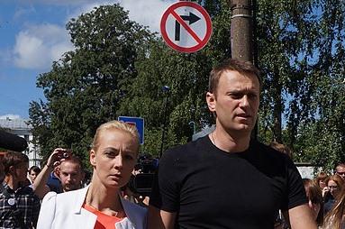 Алексей Навальный вышел из СИЗО на выборы мэра Москвы