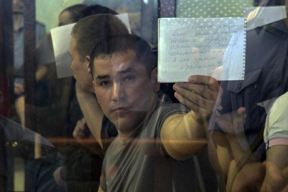 Обвиняемые в нападении на Сагру: «Мы не знали, куда и зачем ехали»