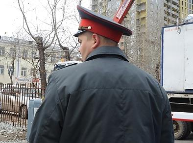 На Эльмаше полицейский прострелил ногу вору-«борсеточнику»
