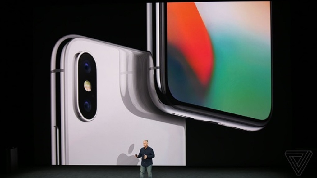 Apple представила в Калифорнии новый iPhone X, умные часы и приставку