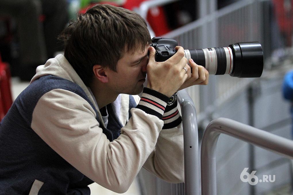 В пятницу в Екатеринбурге стартует фотомарафон