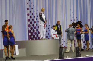 Екатеринбуржцы привезли медали с международного турнира по тхэквондо