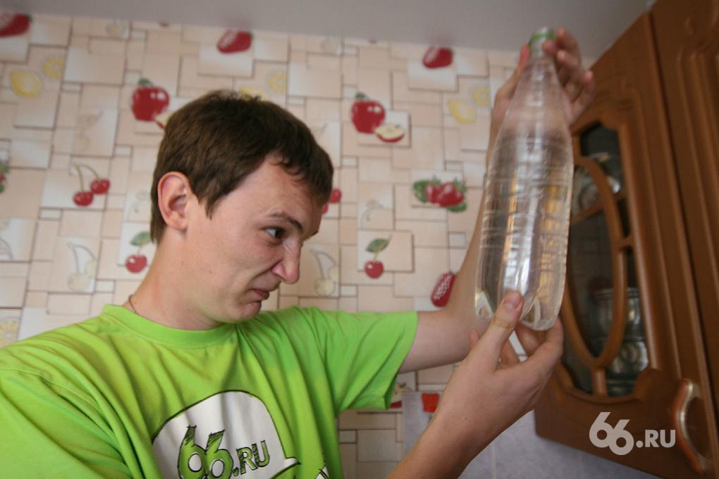 Как это пить? Сдаем екатеринбургскую воду на анализы