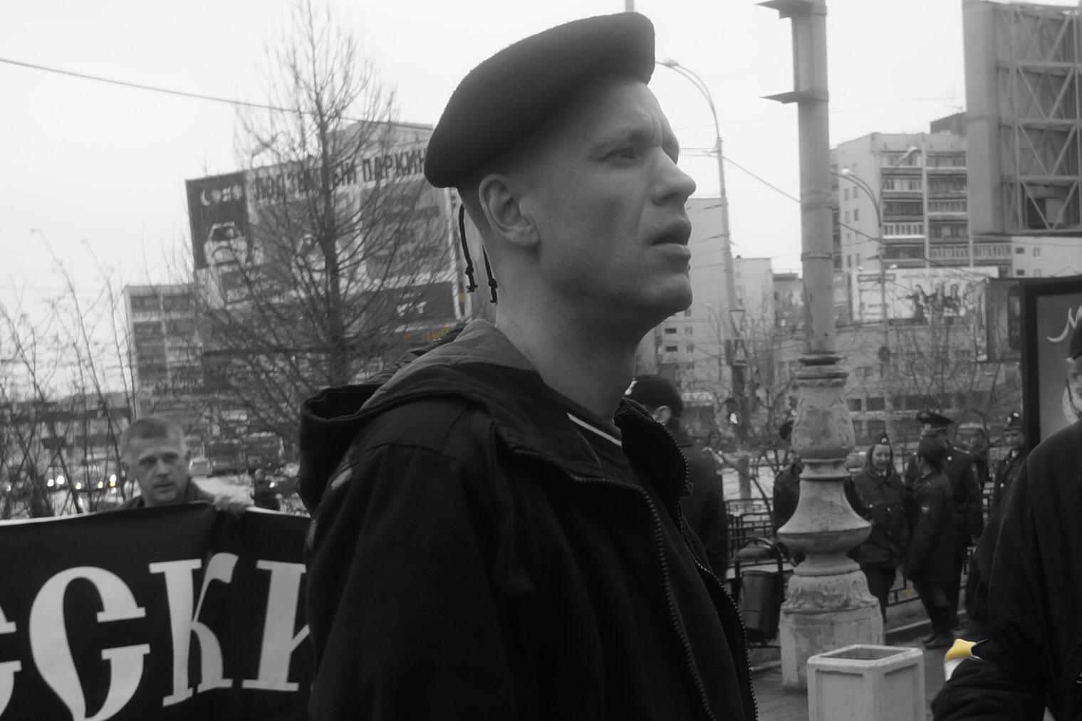 В квартире организатора «Русского марша» в Екатеринбурге прошли обыски