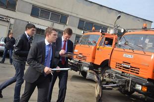 Коммунальщики обещают: зима не застанет Екатеринбург врасплох