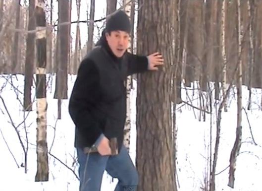Защитники Шарташа угрожают «разрубить лицо» тем, кто будет пилить деревья