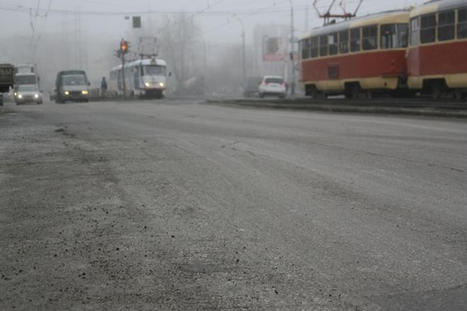 Движение автомобилей по Волгоградской ограничат
