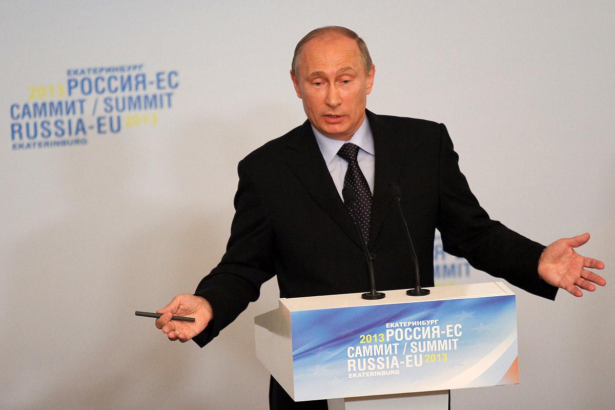 Путин: «Экспо-2020» должно пройти либо в Измире, либо в Екатеринбурге