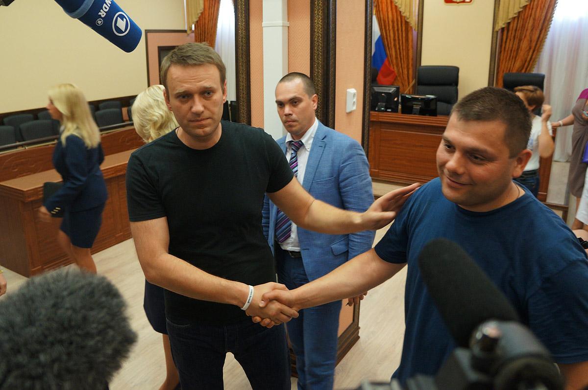 Песков назвал условия помилования Навального