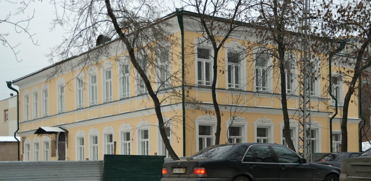 МУГИСО бесплатно отдало Александру Новикову два особняка в центре Екатеринбурга