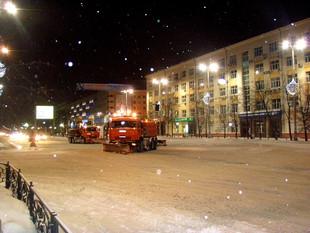 Екатеринбург потратит 600 млн рублей на новую уборочную технику