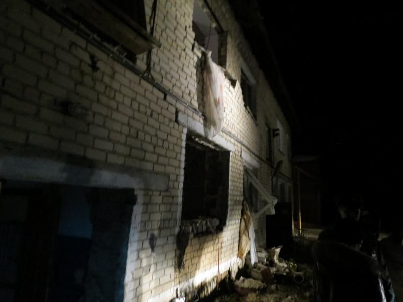Четверо детей пострадали при взрыве в жилом доме под Каменском-Уральским
