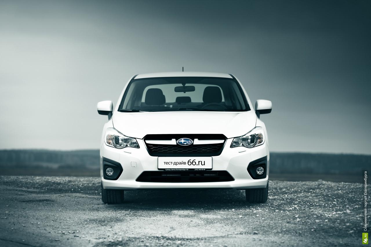 Это провал: Subaru убирает «Импрезу» с нашего рынка