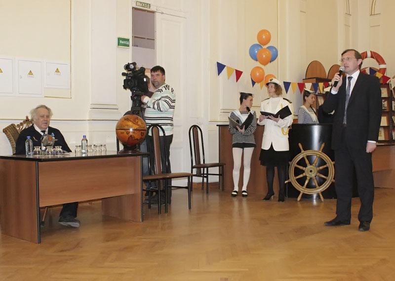 Лауреатов детской премии Крапивина чествовали в Екатеринбурге