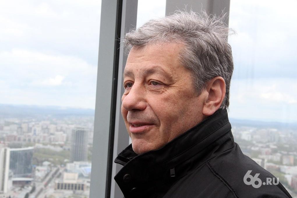 Чернецкий «ретвитнул» обращение банка «Екатеринбург» в прокуратуру